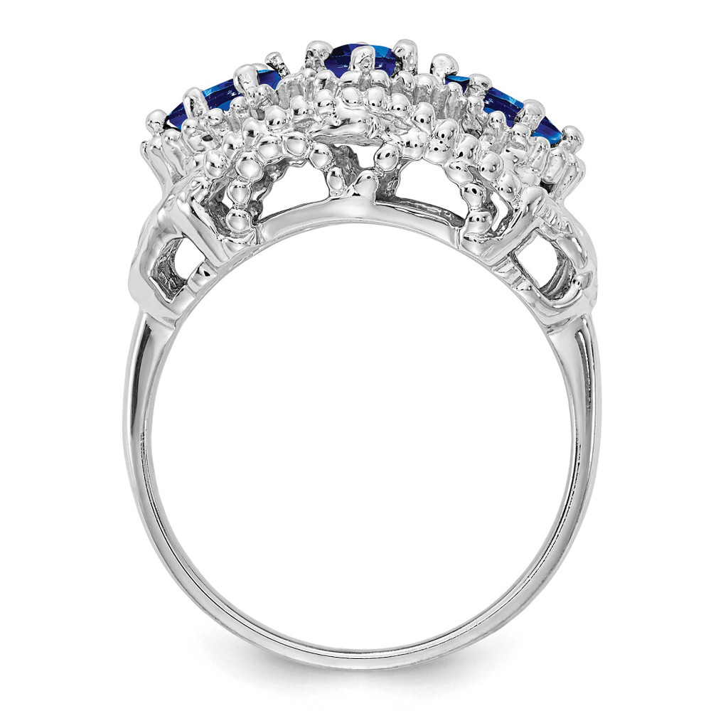 Sapphire Ring 14k Gold Y2060YS