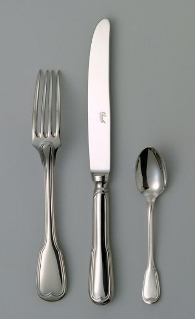 Chambly Filet 5 Piece Place Setting - Stainless Steel