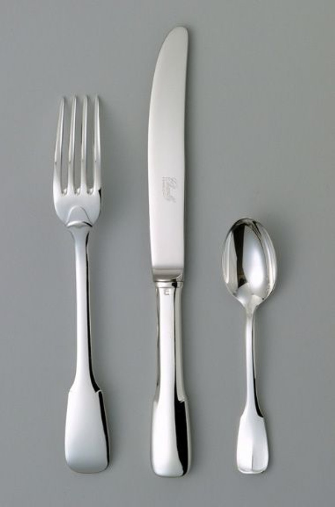 Chambly Vieux Paris 5 Piece Place Setting - Stainless Steel