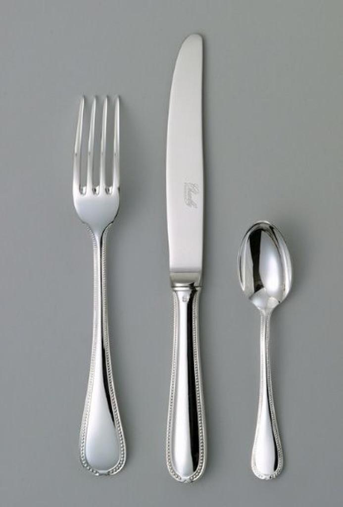 Chambly Senlis Moka Spoon - Silver Plated