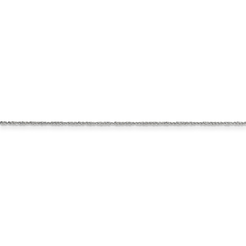 0.70mm Ropa 14k White Gold WRPA015-20