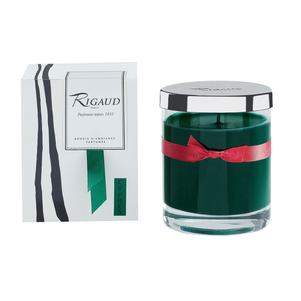 Rigaud Demi Medium Candle Cypres Green Forest