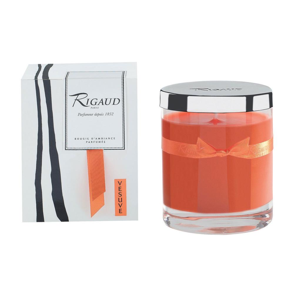 Rigaud Demi Medium Candle Orange Vesuve
