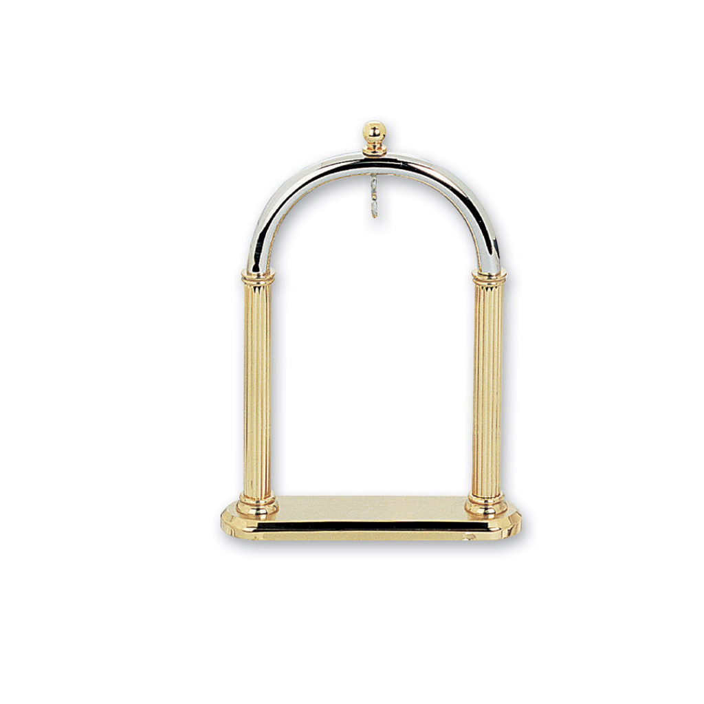 Charles Hubert 14k Gold-plated Pocket Watch Stand XWA848