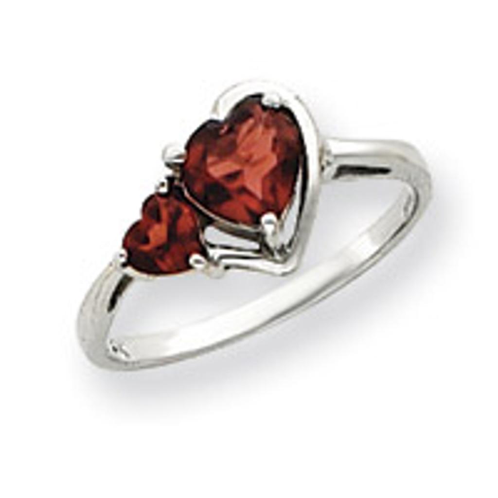 Gemstone Ring Mounting 14k White Gold Y4575