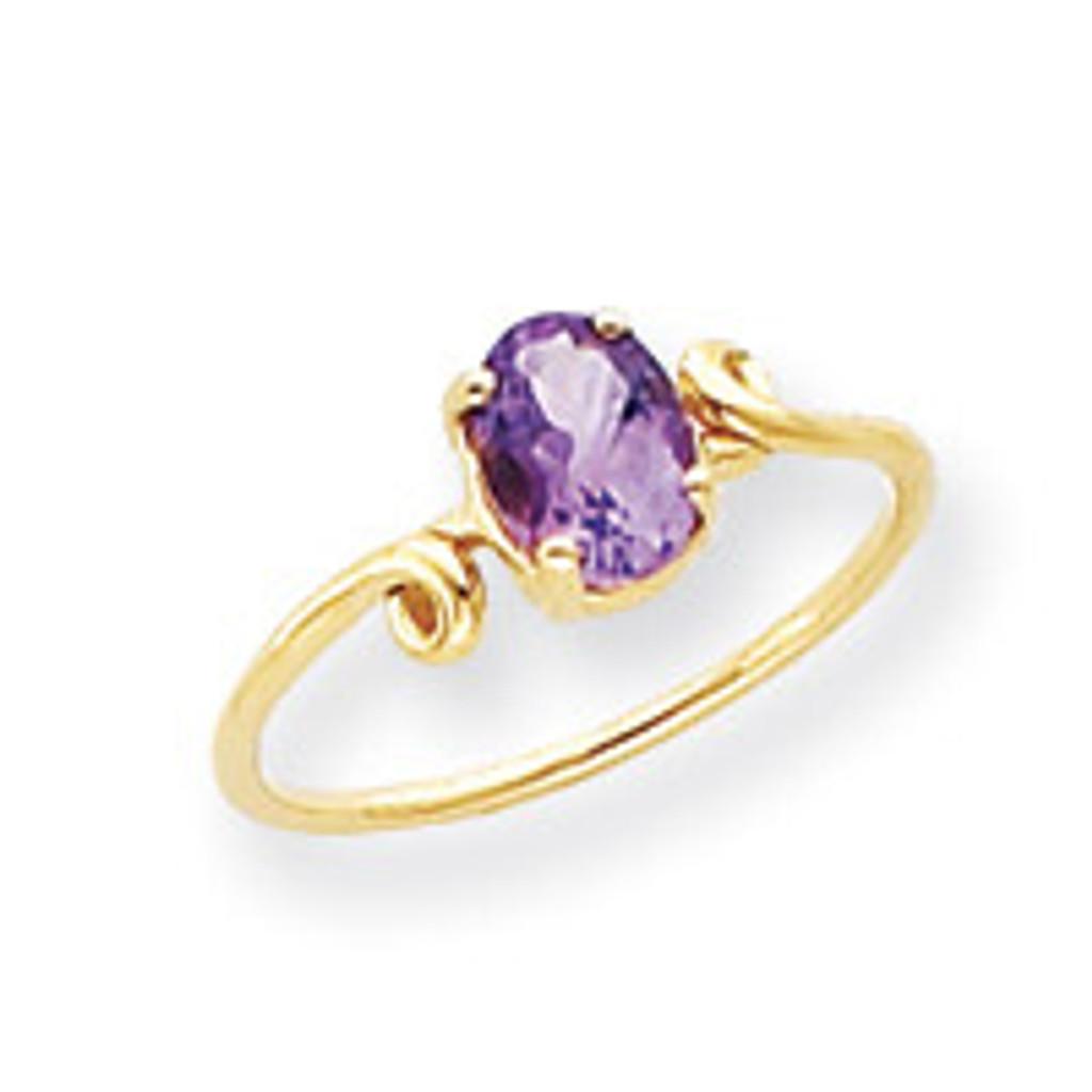 Gemstone Ring Mounting 14k Gold Y4663