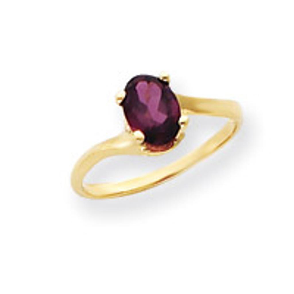 Gemstone Ring Mounting 14k Gold Y4665
