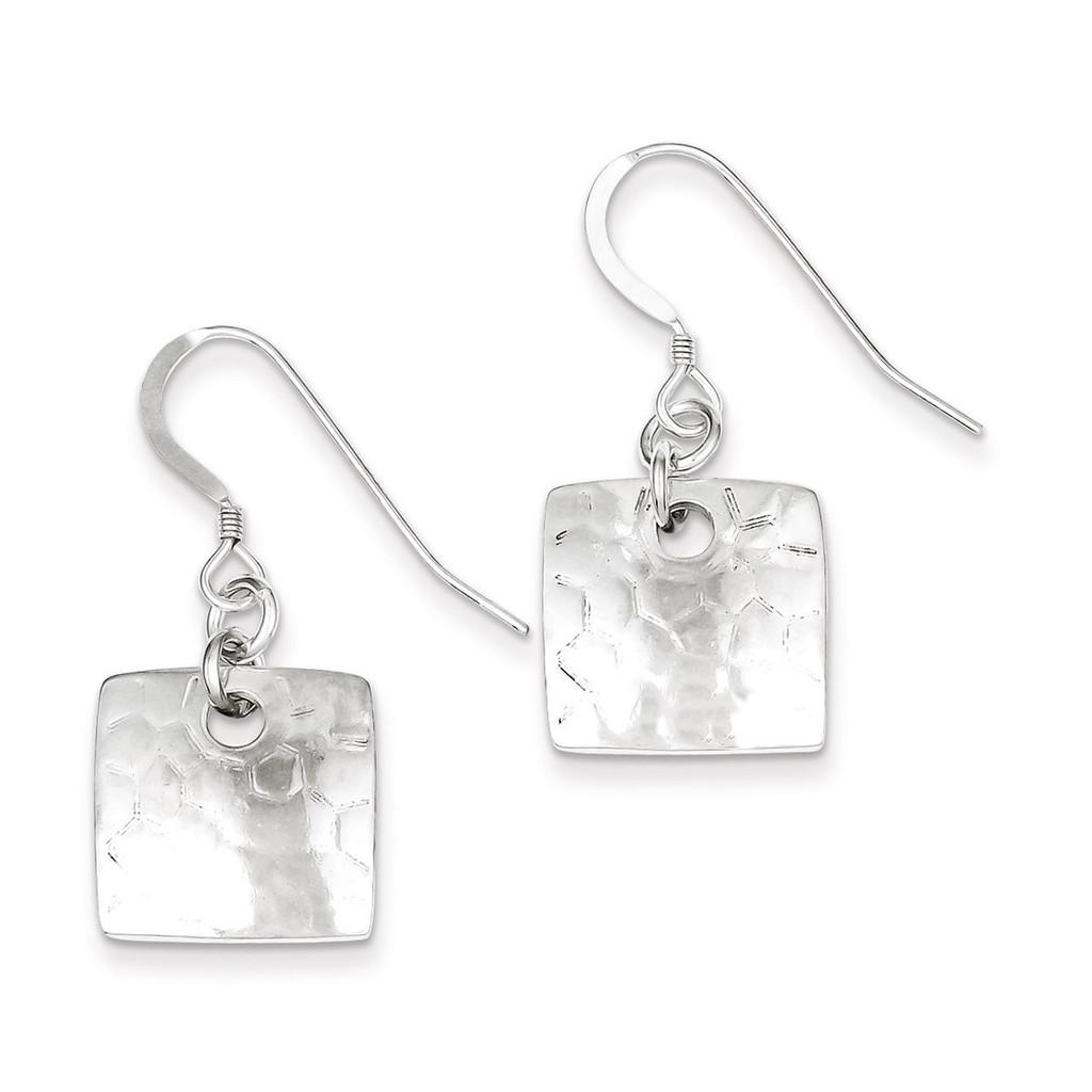 Dangle Earrings Sterling Silver Fancy MPN: QE3355