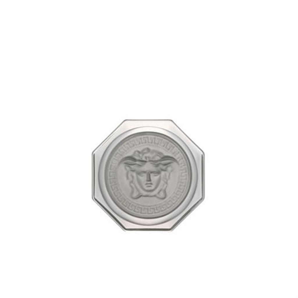 Versace Medusa Lumiere Coaster Crystal