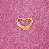 Floating Heart Charm Bracelet or Pendant Necklace in Yellow, White or Rose Gold DZ-4011 by Dazzlers