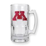 University of Minnesota 1-liter Glass Macho Tankard GC3494