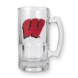 University of Wisconsin 1-liter Glass Macho Tankard GC3503