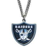 Raiders 20 inch Chain Necklace GC4066