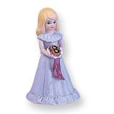 Blonde Age 8 Porcelain Figurine GL635