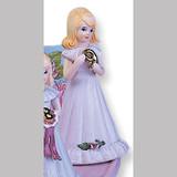 Blonde Age 9 Porcelain Figurine GL636