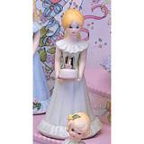 Blonde Age 11 Porcelain Figurine GL638