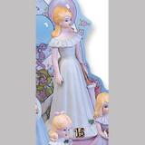 Blonde Age 15 Porcelain Figurine GL642