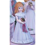 Brunette Age 8 Porcelain Figurine GL654