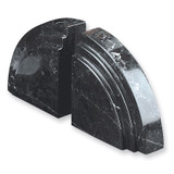 Black Marble Bookends GL7689