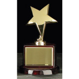Gold-plated Star Trophy GL8102