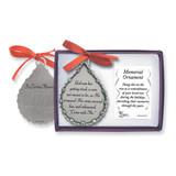 Memorial Teardrop Ornament - Her GM4175