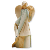 Foundations December Angel Figurine GM4337