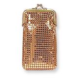 Gold-tone Sequin Cigarette Case GM4872