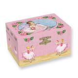 Child's Ballerinas Musical Jewelry Box GM5852