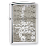 Zippo Scorpion High Polish Chrome Lighter GM7316