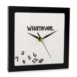 Our Name is Mud Earthenware Whatever Clock GM9520