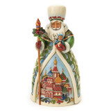 Jim Shore Russian Santa Figurine GM9624