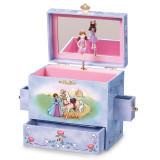 Child's Fairy Tale Princess Musical Jewelry Box GM9785