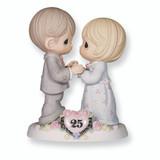Precious Moments 25th Anniversary Figurine GP1106