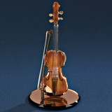 Violin Glass Figurine GP6068