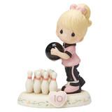 Precious Moments Growing in Grace Age Ten Porcelain Figurine GP728