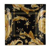 Versace Vanity Tray Porcelain 11 inch Square