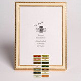 Haffke Bronze Enamel Picture Frame without Rose 4 x 6 Inch