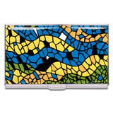 ACME Mosaic Business Card Case By Antoni Gaudi by ACME Studios MPN: CAG01BC