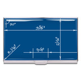 ACME Blueprint Business Card Case By Constantin Boym by ACME Studios MPN: CCB01BC