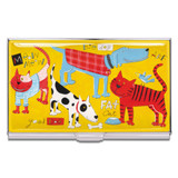 ACME Cats & Dogs Business Card Case By Nancy Wolff by ACME Studios MPN: CNW03BC