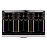 ACME Robie House Business Card Case By Frank Lloyd Wright by ACME Studios MPN: CW39BC