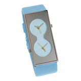 ACME Bi Blue Wrist Watch By Karim Rashid by ACME Studios MPN: QKR13W