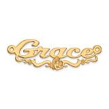 Disney Nameplate Gold-plated, MPN: XNA473GP, UPC: 886774354675