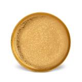 L'Objet Alchimie Dinner Plate Gold