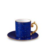 L'Objet Lapis Espresso Cup Saucer