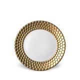 L'Objet Aegean Dessert Plate - Gold MPN: AG5200