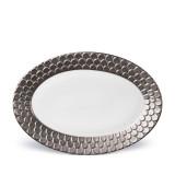 L'Objet Aegean Oval Platter - Platinum MPN: AG6950