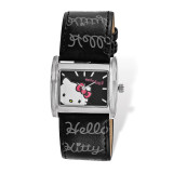 Hello Kitty Watch Black Dial IP-Plated
