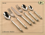 ValPeltro Balata Fish Knife Pewter