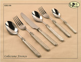 ValPeltro Firenze Five Piece 5 PC Place Setting Pewter